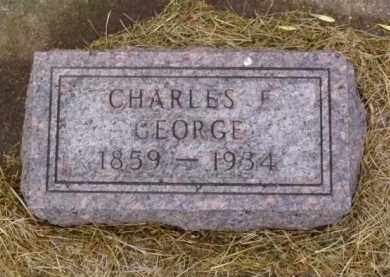 GEORGE, CHARLES F. - Minnehaha County, South Dakota | CHARLES F. GEORGE - South Dakota Gravestone Photos