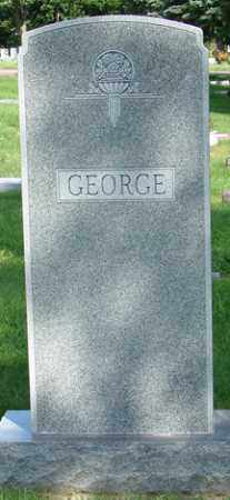 GEORGE, FAMILY MARKER - Minnehaha County, South Dakota | FAMILY MARKER GEORGE - South Dakota Gravestone Photos