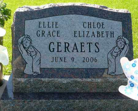 GERAETS, ELLIE GRACE - Minnehaha County, South Dakota | ELLIE GRACE GERAETS - South Dakota Gravestone Photos