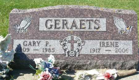 GERAETS, IRENE - Minnehaha County, South Dakota | IRENE GERAETS - South Dakota Gravestone Photos