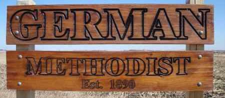 *GERMAN METHODIST, CEMETERY - Minnehaha County, South Dakota   CEMETERY *GERMAN METHODIST - South Dakota Gravestone Photos