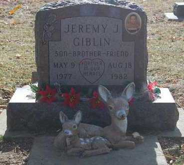 GIBLIN, JEREMY J. - Minnehaha County, South Dakota | JEREMY J. GIBLIN - South Dakota Gravestone Photos