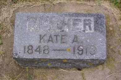 GIFFORD, KATE A. - Minnehaha County, South Dakota   KATE A. GIFFORD - South Dakota Gravestone Photos