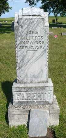 GILBERTS, JOHN - Minnehaha County, South Dakota | JOHN GILBERTS - South Dakota Gravestone Photos