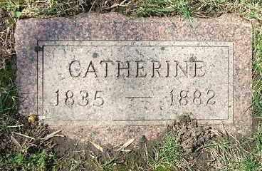 GILL, CATHERINE - Minnehaha County, South Dakota   CATHERINE GILL - South Dakota Gravestone Photos