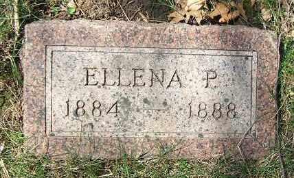 GILL, ELLENA P. - Minnehaha County, South Dakota | ELLENA P. GILL - South Dakota Gravestone Photos