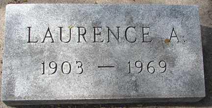 GILL, LAURENCE A. - Minnehaha County, South Dakota | LAURENCE A. GILL - South Dakota Gravestone Photos