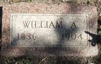 GILL, WILLIAM A. - Minnehaha County, South Dakota | WILLIAM A. GILL - South Dakota Gravestone Photos