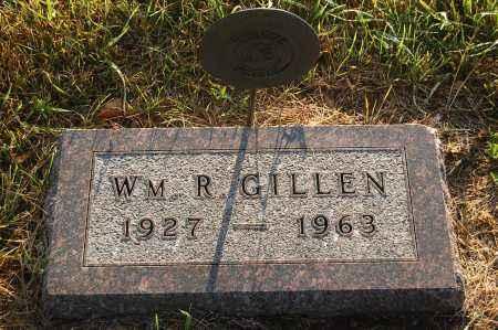 GILLEN, WILLIAM R. - Minnehaha County, South Dakota | WILLIAM R. GILLEN - South Dakota Gravestone Photos