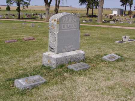 GILMAN, EDWARD A. - Minnehaha County, South Dakota | EDWARD A. GILMAN - South Dakota Gravestone Photos
