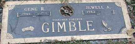 GIMBLE, JEWELL A. - Minnehaha County, South Dakota | JEWELL A. GIMBLE - South Dakota Gravestone Photos