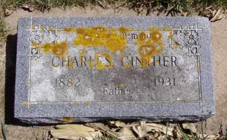 GINTHER, CHARLES - Minnehaha County, South Dakota | CHARLES GINTHER - South Dakota Gravestone Photos