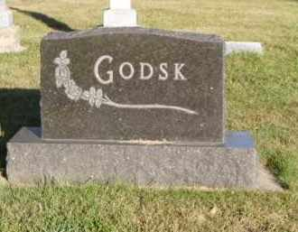 GODSK, FAMILY MARKER - Minnehaha County, South Dakota | FAMILY MARKER GODSK - South Dakota Gravestone Photos