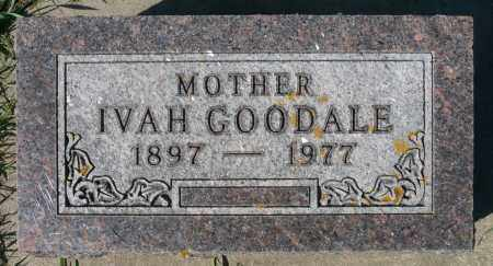 LEWIS GOODALE, IVAH - Minnehaha County, South Dakota | IVAH LEWIS GOODALE - South Dakota Gravestone Photos