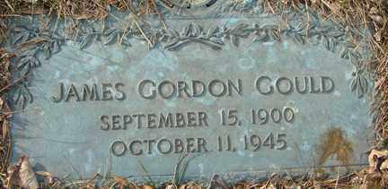 GOULD, JAMES GORDON - Minnehaha County, South Dakota | JAMES GORDON GOULD - South Dakota Gravestone Photos