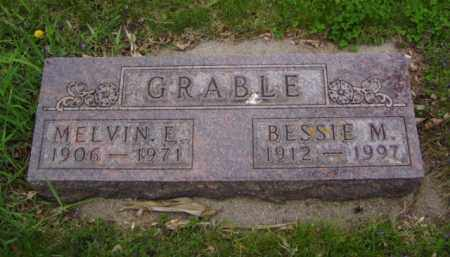 SIMONS GRABLE, BESSIE M. - Minnehaha County, South Dakota | BESSIE M. SIMONS GRABLE - South Dakota Gravestone Photos
