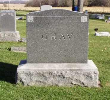 GRAV, FAMILY MARKER - Minnehaha County, South Dakota   FAMILY MARKER GRAV - South Dakota Gravestone Photos