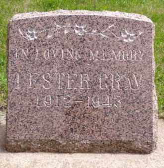 GRAV, LESTER - Minnehaha County, South Dakota | LESTER GRAV - South Dakota Gravestone Photos