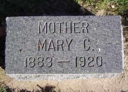 GRAV, MARY C. - Minnehaha County, South Dakota | MARY C. GRAV - South Dakota Gravestone Photos