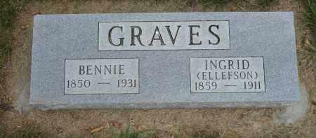 GRAVES, INGRID - Minnehaha County, South Dakota | INGRID GRAVES - South Dakota Gravestone Photos