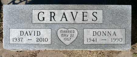 GRAVES, DONNA - Minnehaha County, South Dakota | DONNA GRAVES - South Dakota Gravestone Photos