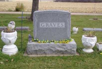 GRAVES, FAMILY MARKER - Minnehaha County, South Dakota | FAMILY MARKER GRAVES - South Dakota Gravestone Photos