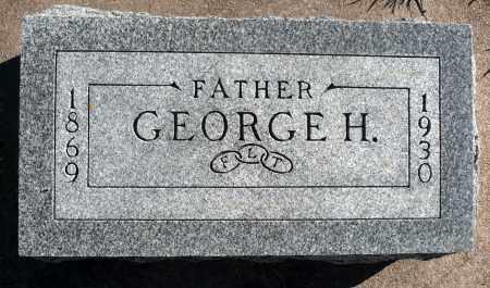 "GRAVES, GEORGE ""CHAPPY"" HENRY - Minnehaha County, South Dakota | GEORGE ""CHAPPY"" HENRY GRAVES - South Dakota Gravestone Photos"