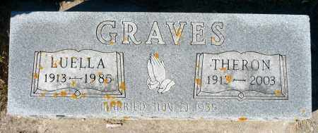 GRAVES, LUELLA - Minnehaha County, South Dakota | LUELLA GRAVES - South Dakota Gravestone Photos