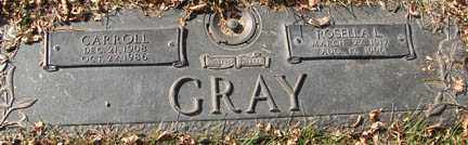 GRAY, ROSELLA A. - Minnehaha County, South Dakota | ROSELLA A. GRAY - South Dakota Gravestone Photos