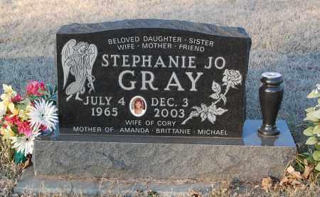 GRAY, STEPHANIE JO - Minnehaha County, South Dakota | STEPHANIE JO GRAY - South Dakota Gravestone Photos