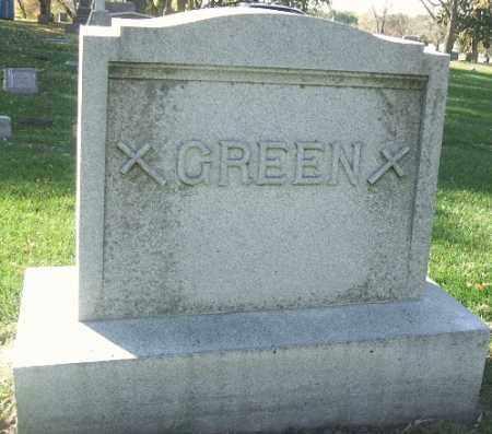 GREEN, FAMILY STONE - Minnehaha County, South Dakota | FAMILY STONE GREEN - South Dakota Gravestone Photos