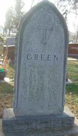 GREEN, FAMILY STONE - Minnehaha County, South Dakota | FAMILY STONE GREEN - South Dakota Gravestone Photos
