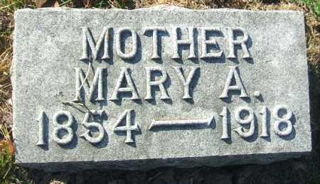 GREEN, MARY A. - Minnehaha County, South Dakota | MARY A. GREEN - South Dakota Gravestone Photos