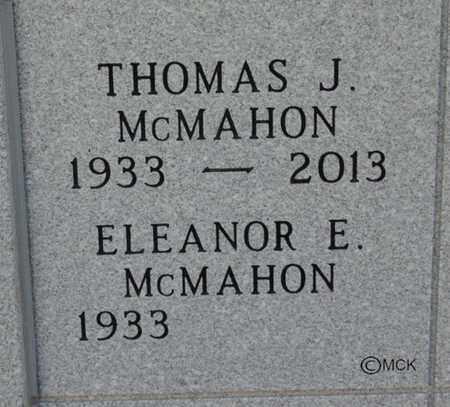 MCMAHON, ELEANOR E. - Minnehaha County, South Dakota   ELEANOR E. MCMAHON - South Dakota Gravestone Photos