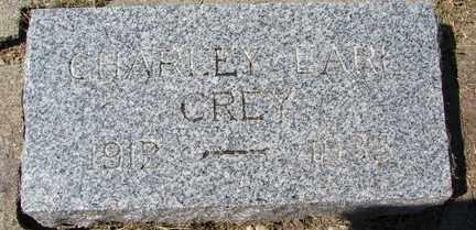 GREY, CHARLEY EARL - Minnehaha County, South Dakota   CHARLEY EARL GREY - South Dakota Gravestone Photos