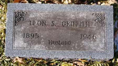 GRIFFITH, LEON S. - Minnehaha County, South Dakota | LEON S. GRIFFITH - South Dakota Gravestone Photos