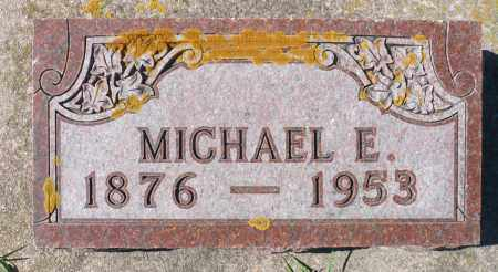 GRINDE, MICHAEL E. - Minnehaha County, South Dakota   MICHAEL E. GRINDE - South Dakota Gravestone Photos