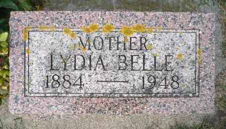 GRONSDAHL, LYDIA BELLE - Minnehaha County, South Dakota | LYDIA BELLE GRONSDAHL - South Dakota Gravestone Photos