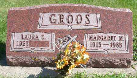 GROOS, MARGARET M. - Minnehaha County, South Dakota | MARGARET M. GROOS - South Dakota Gravestone Photos