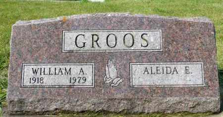 GROOS, ALEIDA E. - Minnehaha County, South Dakota | ALEIDA E. GROOS - South Dakota Gravestone Photos