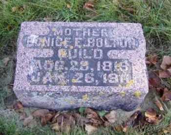 BOLTON GUILD, EUNICE E. - Minnehaha County, South Dakota   EUNICE E. BOLTON GUILD - South Dakota Gravestone Photos