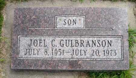 GULBRANSON, JOEL C. - Minnehaha County, South Dakota | JOEL C. GULBRANSON - South Dakota Gravestone Photos