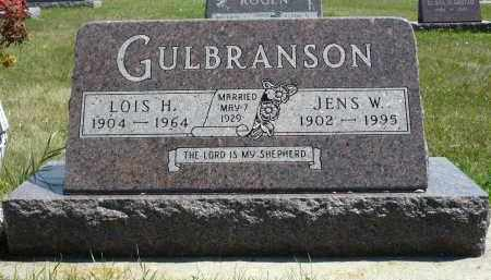 GULBRANSON, LOIS H. - Minnehaha County, South Dakota | LOIS H. GULBRANSON - South Dakota Gravestone Photos