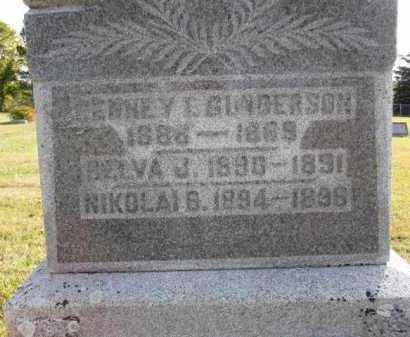 GUNDERSON, NIKOLAI - Minnehaha County, South Dakota | NIKOLAI GUNDERSON - South Dakota Gravestone Photos