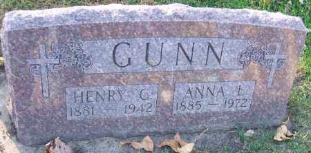 GUNN, HENRY C. - Minnehaha County, South Dakota | HENRY C. GUNN - South Dakota Gravestone Photos