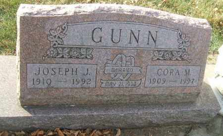 GUNN, JOSEPH J. - Minnehaha County, South Dakota | JOSEPH J. GUNN - South Dakota Gravestone Photos
