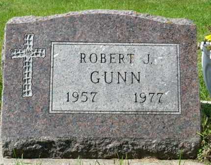 GUNN, ROBERT J. - Minnehaha County, South Dakota | ROBERT J. GUNN - South Dakota Gravestone Photos