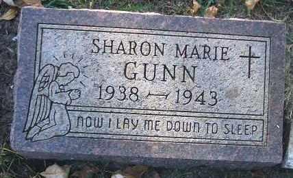 GUNN, SHARON MARIE - Minnehaha County, South Dakota | SHARON MARIE GUNN - South Dakota Gravestone Photos