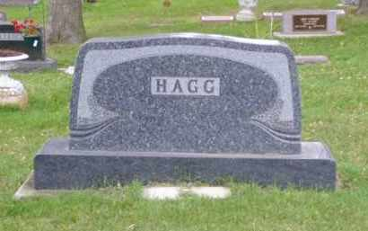 HAGG, FAMILY MARKER - Minnehaha County, South Dakota | FAMILY MARKER HAGG - South Dakota Gravestone Photos