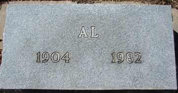 HALVERSON, AL - Minnehaha County, South Dakota | AL HALVERSON - South Dakota Gravestone Photos